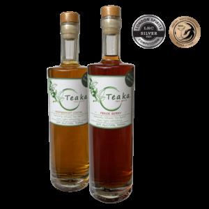 Teaka Peppermint Cocoa & Orange Pekoe - alcoholic tea spirit, low carb, low sugar