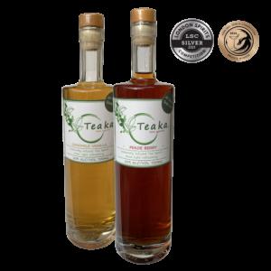 Teaka Camomile Vanilla & Pekoe Berry - alcoholic tea spirit, low carb, low sugar