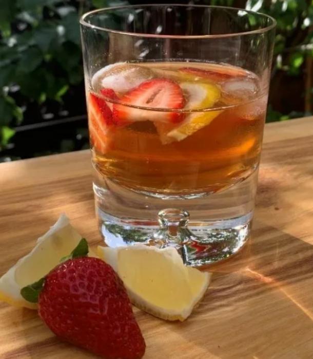 Teaka Summer Tea Spritzer